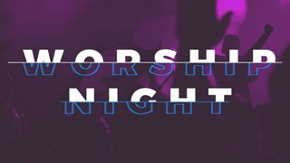Worship Night Logo