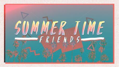 Summer Time Friends Series (66675)