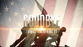 Remember Memorial Day Goodbye