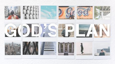 God's Plan - Series Graphic (67022)