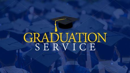 Graduation Sunday Slides (67028)
