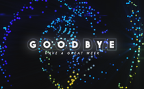Twist LED Goodbye