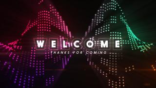 Twist LED Welcome