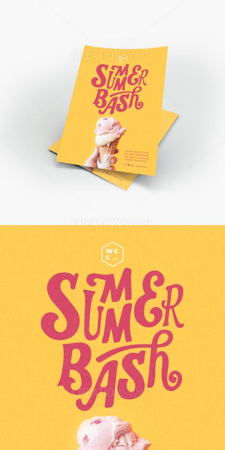 Summer Bash Flyer (67407)