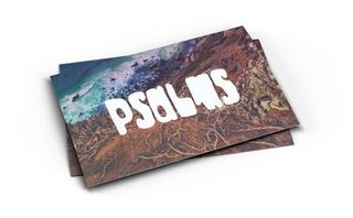 PSALMS Postcard