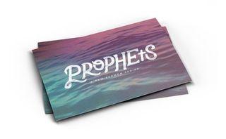 Prophets Postcard