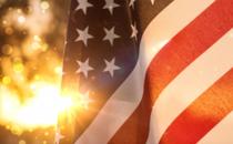 American Patriotic Flag
