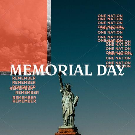 Memorial Day Slide (67464)