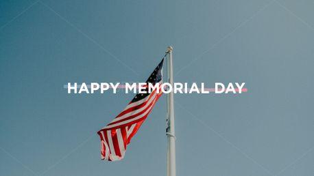 Memorial Day - Modern/Minimal (67510)