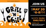 Grill N Chill Logo + Slide (67511)