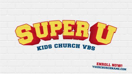 Super U Logo (67644)