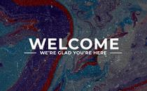Liquid Marble Welcome