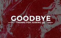 Liquid Marble Goodbye