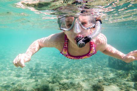 Snorkle Girl (67875)