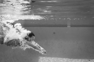 Diving Girl 1