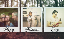 Father's Day Slide Package