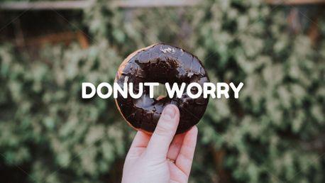 Donut worry (68050)