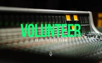 Volunteer audio visual