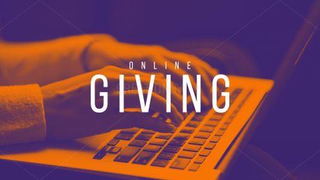Online Giving (68217)