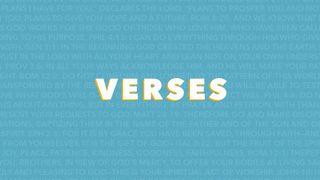 Verses Series Art