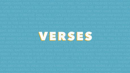 Verses Series Art (68290)