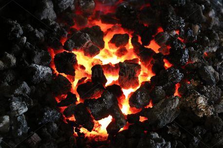 Glowing coal (68414)