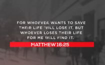 Jesus Followers Scripture