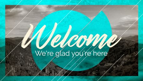 Welcome Slide (68513)