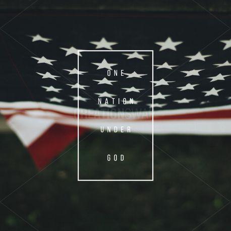 One nation under God (68555)