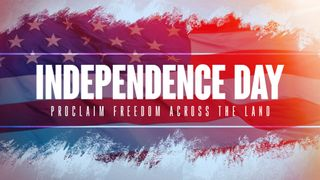 Independence Day Freedom Slide