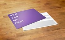 How can we pray card