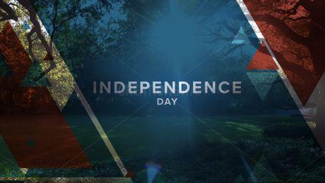 Independence Day Slides (68677)