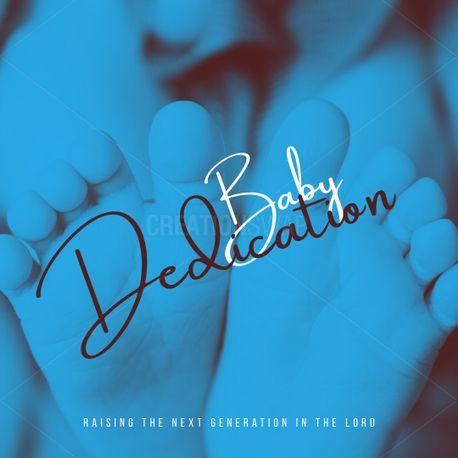 Baby Dedication (68705)