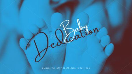 Baby Dedication (68706)