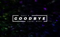 Dark Texture Goodbye