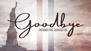 Liberty Goodbye