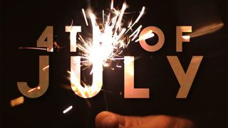 4th of July - Motion Loop