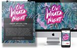 """""""Oh What A Night"""" Event Pack (68929)"""