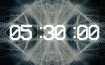Futuristic 5-min Countdown