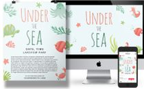 Under The Sea Event Pack