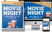 Movie Night Event Pack