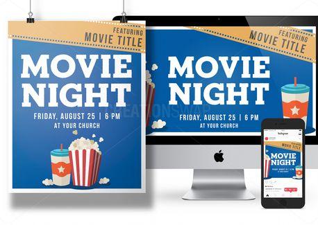Movie Night Event Pack (69085)