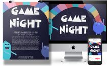 Game Night Event Pack