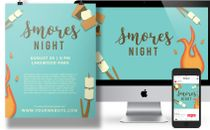 Smores Night Event Pack
