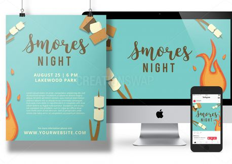 Smores Night Event Pack (69307)