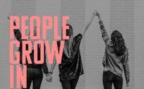 People Grow In Community