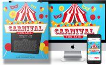 Carnival Fun Fair event pack