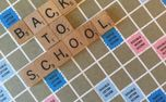 Back To School Scrabble Game  (69716)