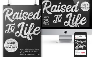 Raised To Life Worship Night