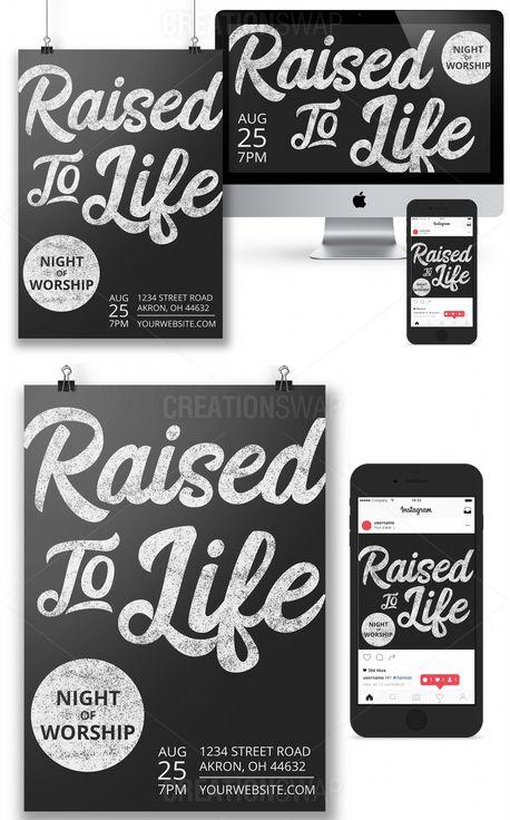Raised To Life Worship Night (69996)